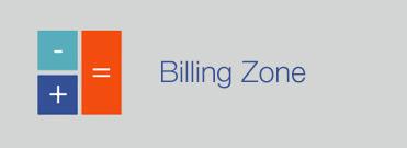 Billing Zone